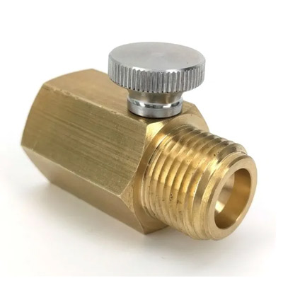 soda stream cylinder adapter